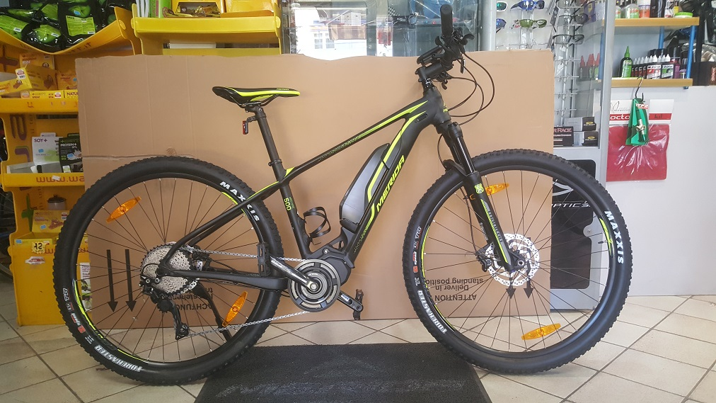 E-Bike Merida eBig Nine 500