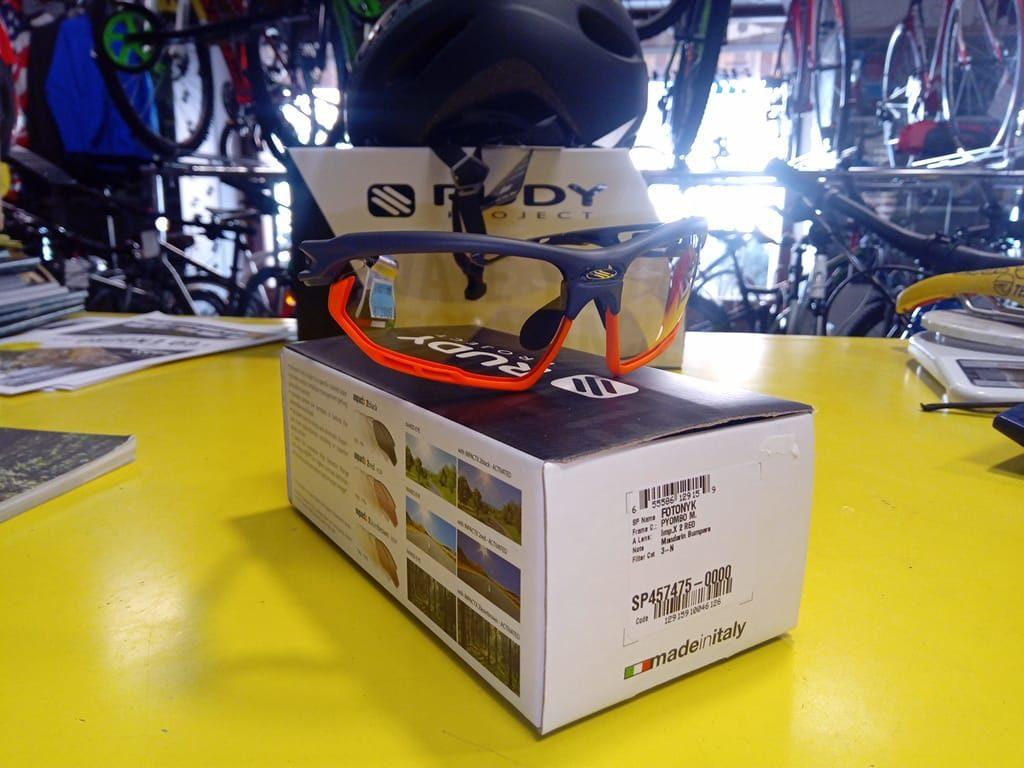 casco occhiali ciclismo rudy project fvg gorizia sport-cycling friuli negozio