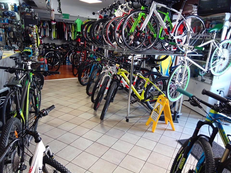 negozio di biciclette officina turriaco friuli gorizia
