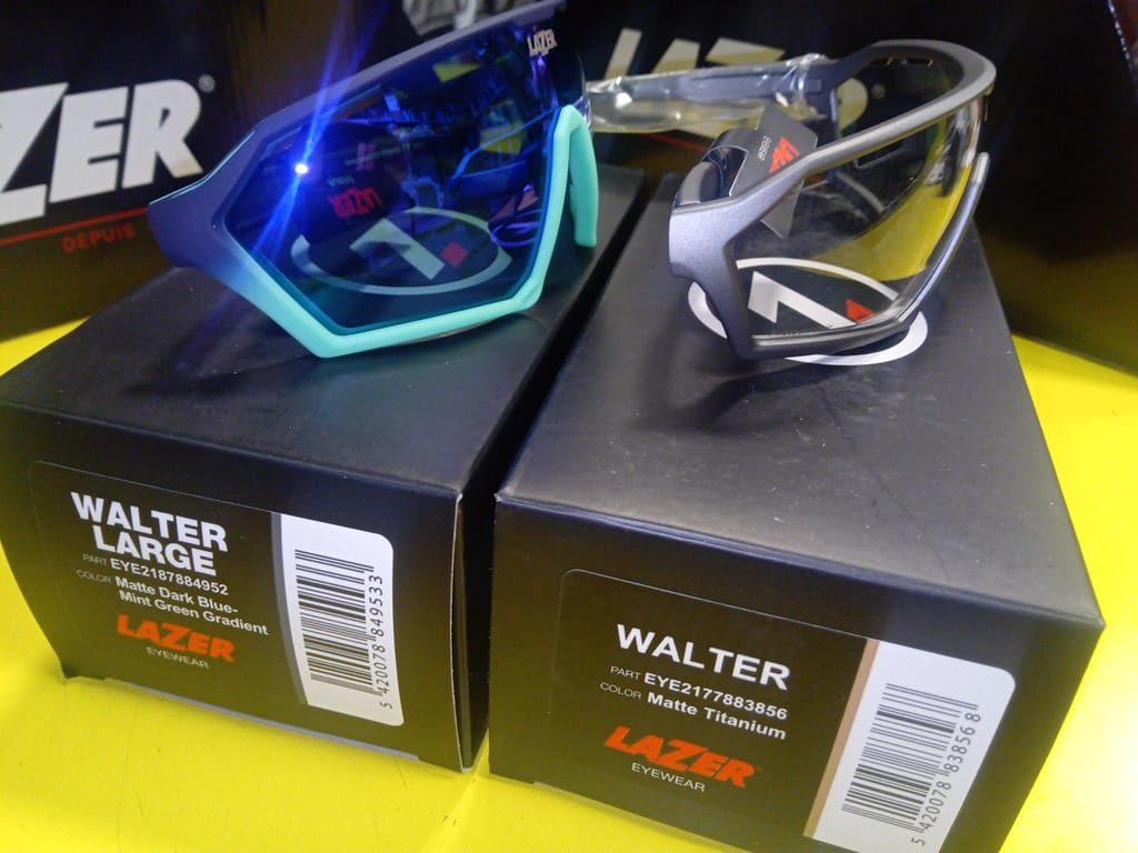 occhiali walter walter large lente a specchio oppure lente fotocromatica