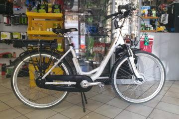 e-bike citta usato