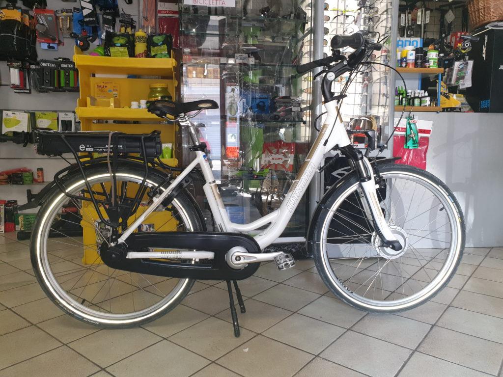Usato – city bike a pedalata assistita Winora