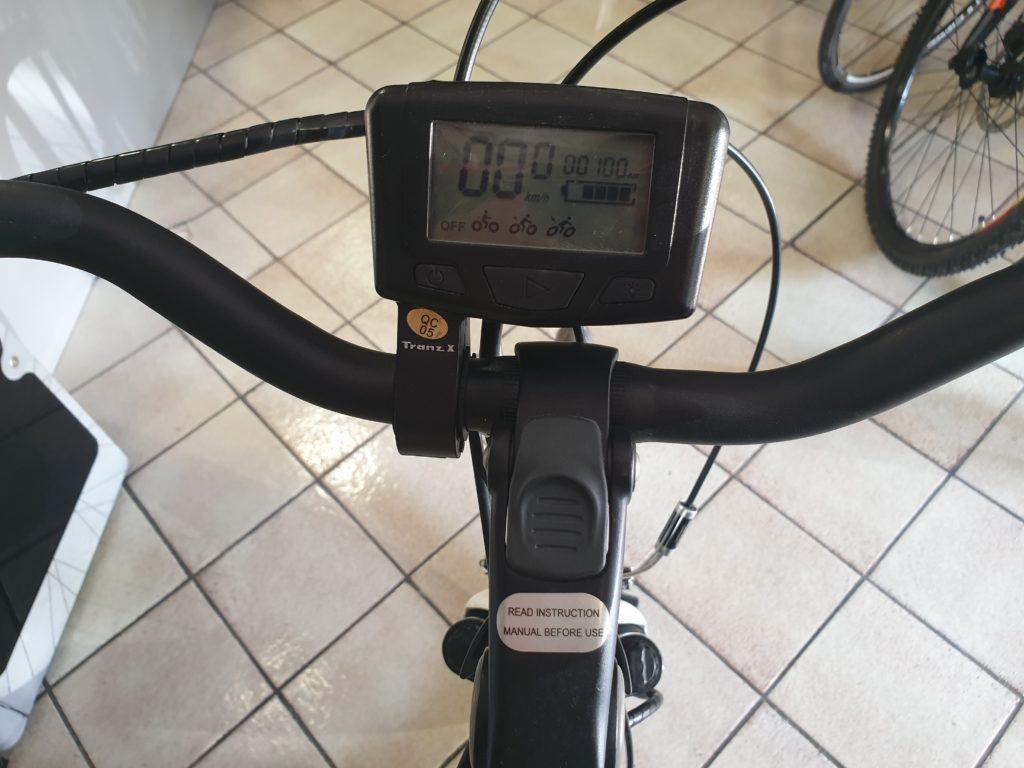 e-bike citta winora usata