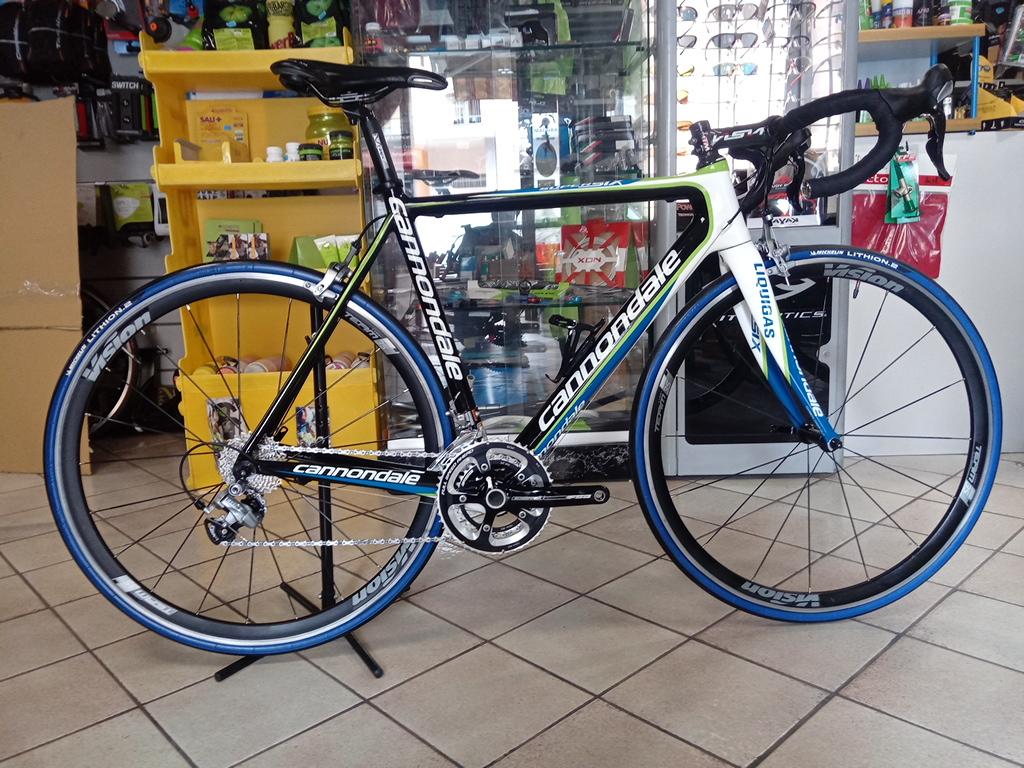 Usato – Bici corsa Cannondale Super Six